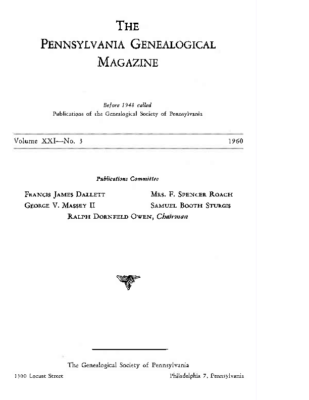 PGM Volume 21 Number 3