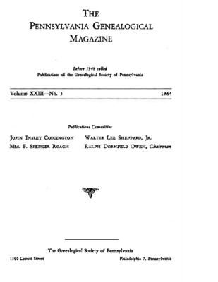PGM Volume 23 Number 3