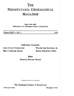 PGM Volume 24 Number 3